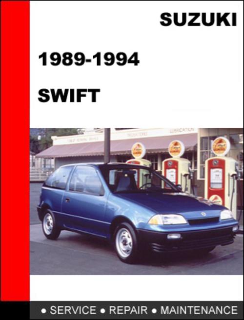 Suzuki Auto Repair Manuals