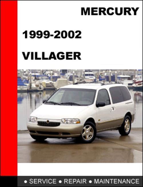 Mercury Villager (1999-2002)