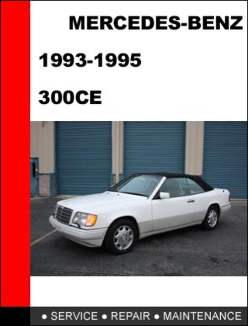 mercedes benz 300ce 1993 1995 workshop service repair manual down rh tradebit com Mercedes-Benz 300CE Coupe Mercedes-Benz 300CE Parts