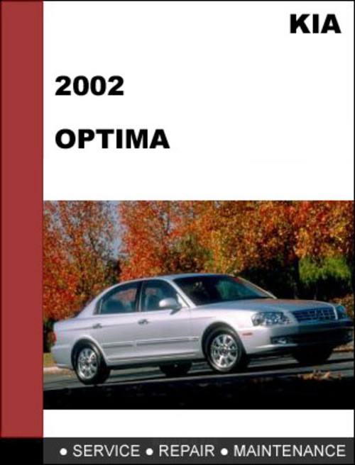 kia optima 2002 factory service repair manual download. Black Bedroom Furniture Sets. Home Design Ideas