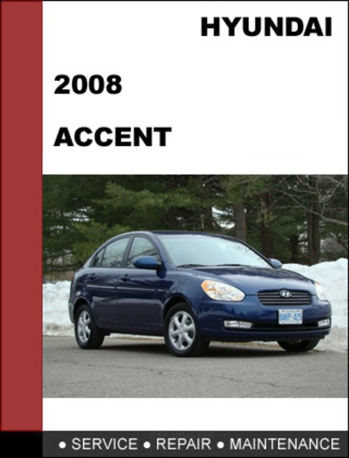 service manual 2008 hyundai accent service manual free. Black Bedroom Furniture Sets. Home Design Ideas