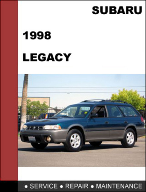 subaru legacy 1998 factory service repair manual download downloa rh tradebit com 1999 Subaru Legacy 1998 Subaru Legacy Wagon