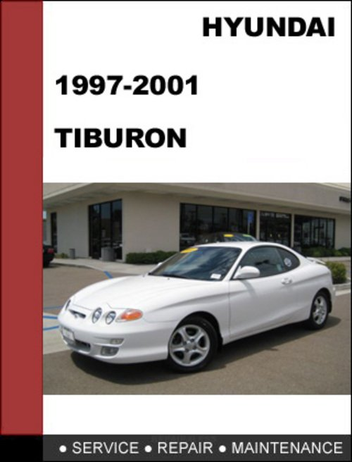 Pay for Hyundai Tiburon 1997-2001 Service Repair Manual Download