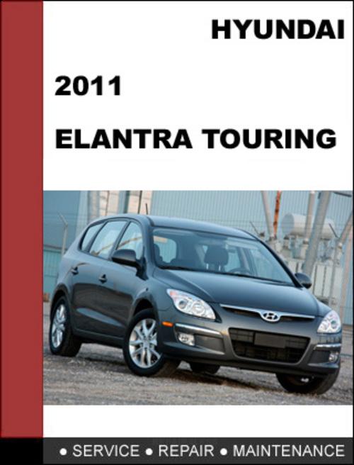Service Manual 2011 Hyundai Elantra Repair Manual 11