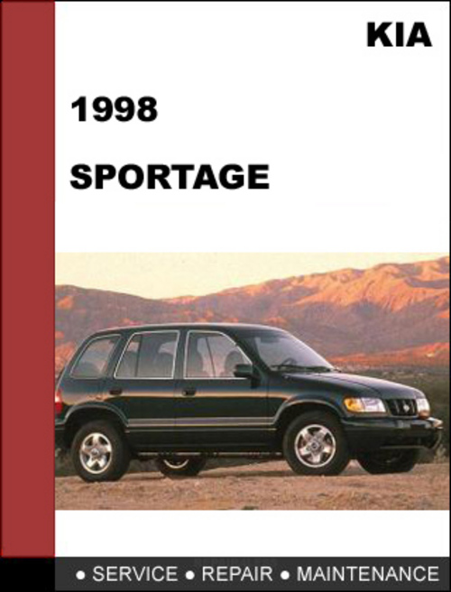 kia sportage 1998 oem factory service repair manual download down rh tradebit com Kia Sportage User Manual 1999 kia sportage repair manual free download