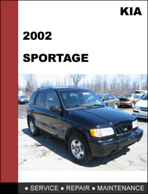 kia sportage 2002 oem service repair manual download rh tradebit com 2002 kia spectra repair manual pdf 2002 kia spectra repair manual free