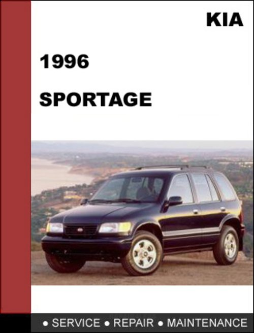 service manual 1996 kia sportage free repair manual. Black Bedroom Furniture Sets. Home Design Ideas