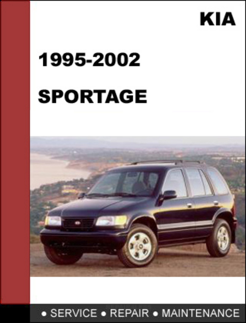 kia sportage 1995 2002 oem service repair manual download downloa rh tradebit com 97 Kia Sportage MPG 97 Kia Sportage Repair Manual