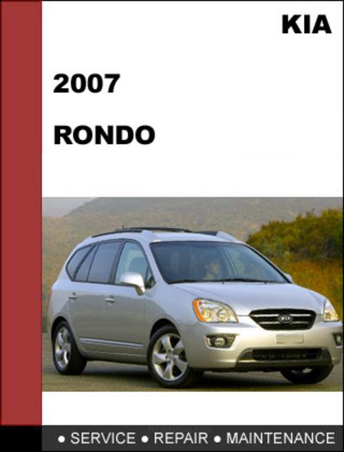 kia rondo 2007 oem service repair manual download download manual rh tradebit com 2008 Kia Rondo 2017 Kia Rondo