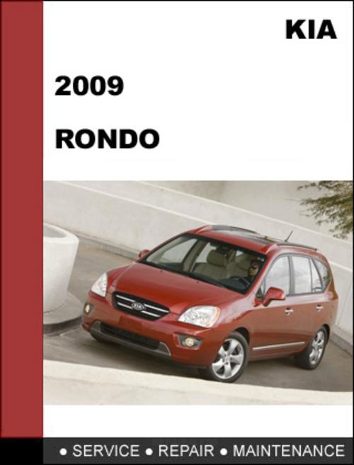 kia rondo 2009 oem service repair manual download download manual rh tradebit com kia rondo repair manual pdf 2007 kia rondo service repair manual