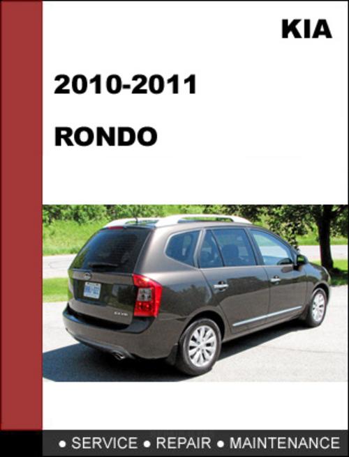 kia rondo 2010 2011 oem service repair manual download download m rh tradebit com 2006 Kia Rondo 2004 Kia Rondo