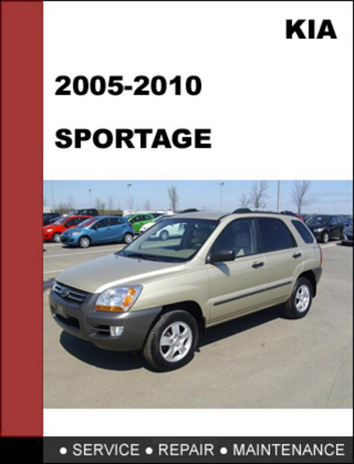 kia carens service manual sale