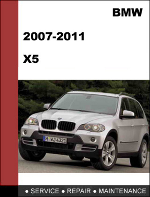 bmw x5 e70 2007 2011 service repair manual download download manu rh tradebit com bmw e60 repair manual pdf bmw x5 repair manual