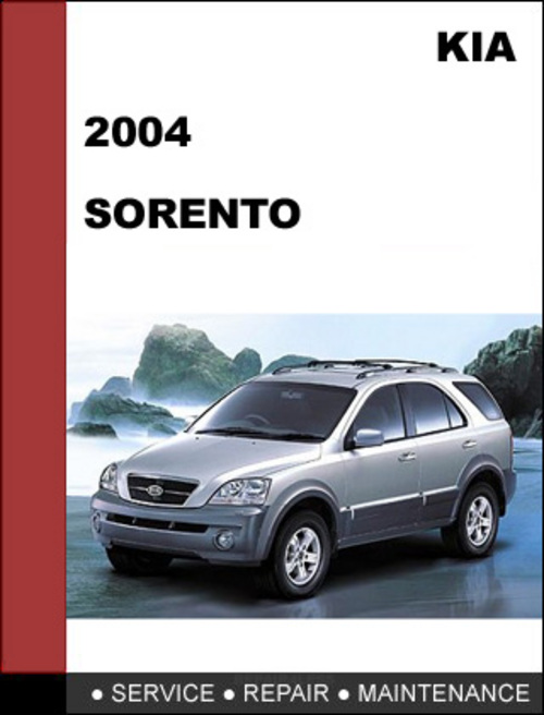 kia sorento 2004 oem factory service repair manual download downl rh tradebit com manual de kia sorento 2003 manual de kia sorento 2004