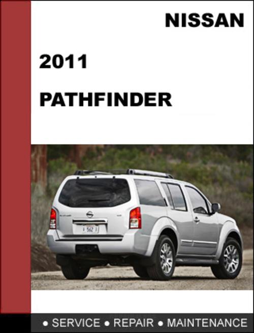 1994 nissan pathfinder repair manual