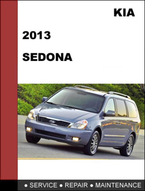 Free KIA Sedona 2013 Factory Workshop Service Repair Manual Download thumbnail