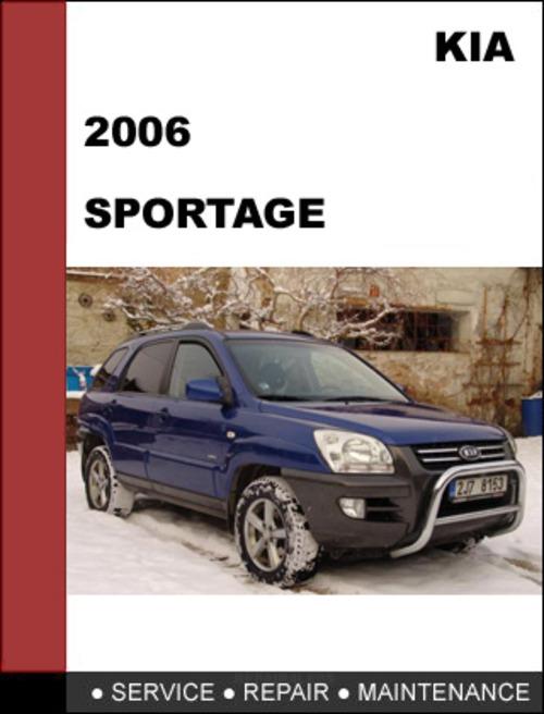 Free Kia Sportage Factory Service Repair Manual 1995 2002 border=