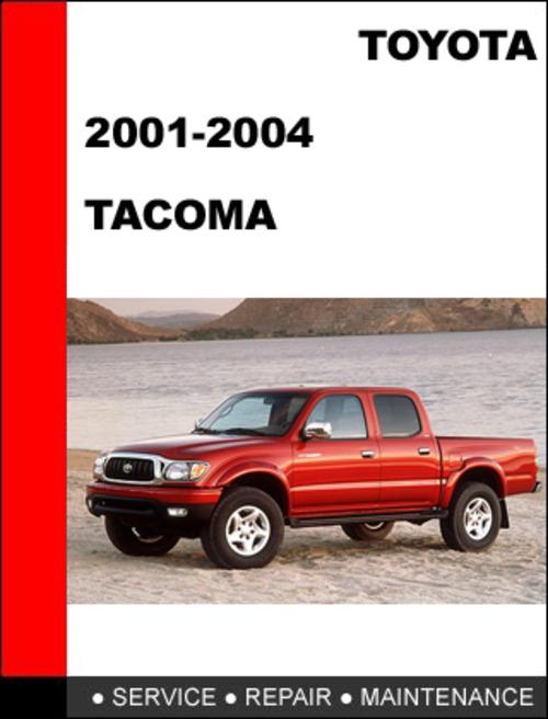 Us Eyeglass Repair Tacoma : 2002 Toyota Tacoma Factory Service Manual 2002 tacoma ...