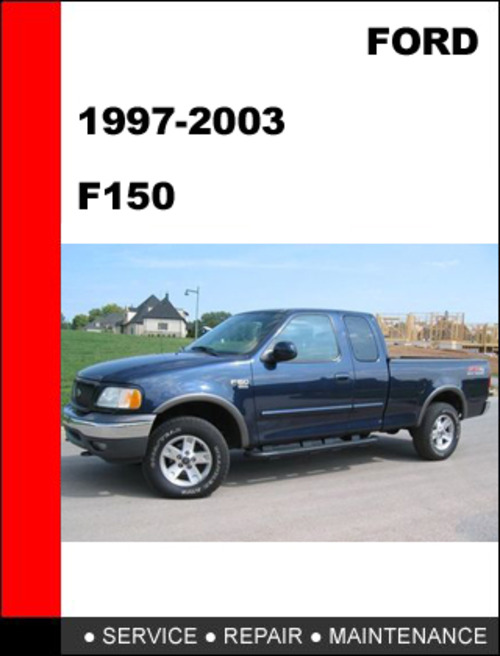 ford f150 1997 to 2003 factory workshop service repair. Black Bedroom Furniture Sets. Home Design Ideas