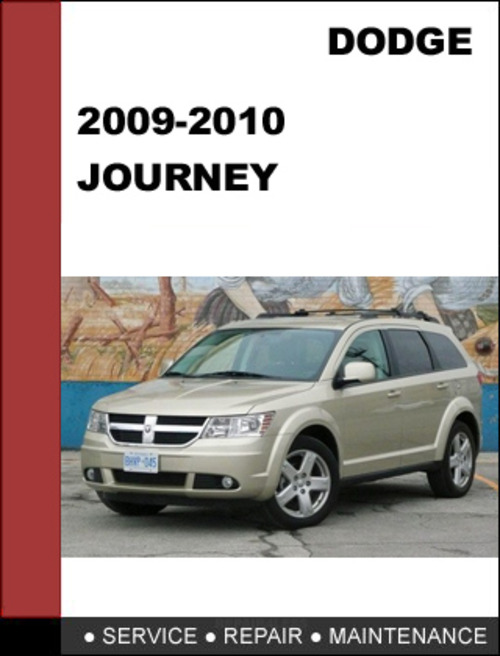 Pay for Dodge Journey 2009-2010 Factory Service Repair Manual Download