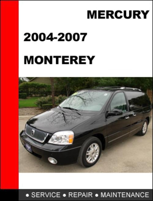 service manual pdf 2007 mercury monterey repair manual. Black Bedroom Furniture Sets. Home Design Ideas