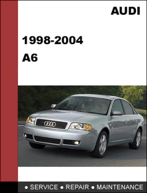 Pay for Audi A6 1998 - 2004 OEM Factory Service Repair Workshop Manual