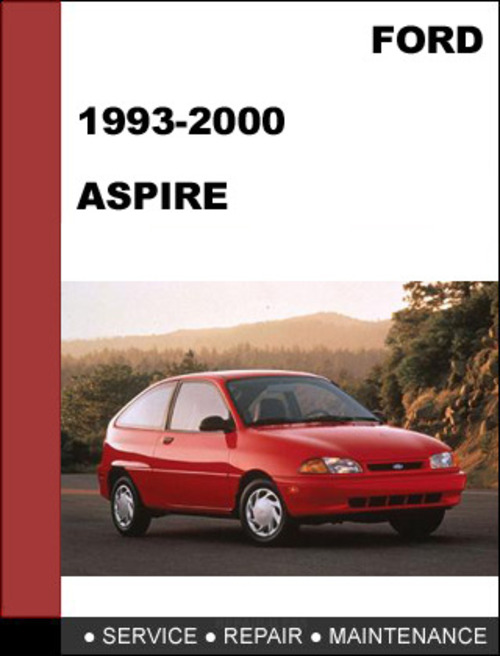 ford aspire workshop manual download