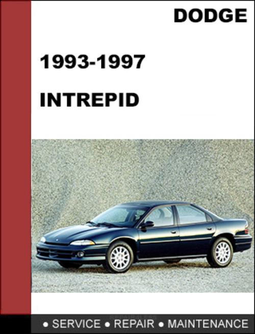dodge intrepid 1993 1997 factory service workshop repair manual d rh tradebit com Dodge Magnum Repair Manual Dodge Magnum Repair Manual
