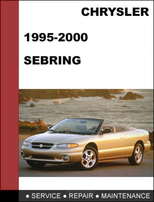 free download of 2000 chrysler sebring owners manual. Black Bedroom Furniture Sets. Home Design Ideas