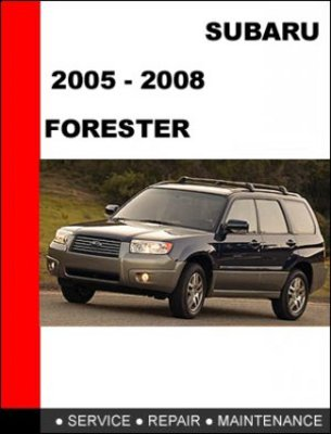 2005 2006 2007 2008 subaru forester service repair manual downloa rh tradebit com 2006 subaru forester manual for sale 2006 subaru forester manual transmission fluid