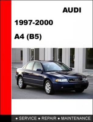 1997 2000 audi a4 b5 factory service repair manual. Black Bedroom Furniture Sets. Home Design Ideas