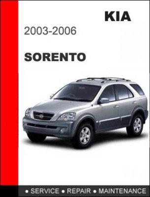 2003 2006 kia sorento factory service repair manual download manu rh tradebit com 2004 kia sorento manual pdf 2003 kia sorento user manual