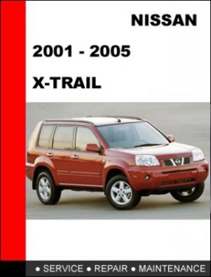 2001 2005 nissan x trail t 30 factory service repair manual downl. Black Bedroom Furniture Sets. Home Design Ideas