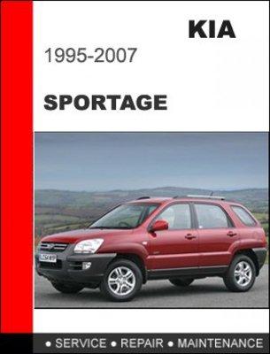 Kia Sportage Workshop & Owners Manual