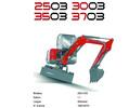 Thumbnail Neuson 2503 3003 3503 3703 Manuel de maintenance