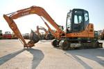 Thumbnail CASE CX75SR, CX80 Crawler Excavator Repair Workshop manual