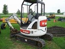 Thumbnail  425 428 compact excavator service manual