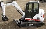 Thumbnail 335 Compact Excavator Service Repair Workshop Manual