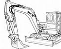 Thumbnail 325, 328 Compact Excavator D Series Service Repair Manual