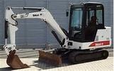 X 56, 76 Excavator Service Repair Manual