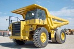 HD465-7, HD605-7 DUMP TRUCK OPERATION & MAINTENANCE MANUAL