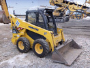 SK820-5N SKID STEER LOADER SERVICE SHOP MANUAL