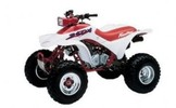 Thumbnail Trx 250x (Trx250x) Fourtrax ATV Service Repair Manual 87-88