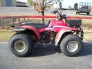 Thumbnail TRX125 FOURTRAX 125 ATV SERVICE & REPAIR MANUAL