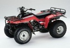 Thumbnail TRX200 Fourtrax service manual repair 1984 TRX200