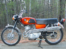 Thumbnail Cb125 Cb175 Cl125 Cl175 1967-1975 Service Repair Manual