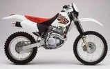 Thumbnail 1995-1996 XR250 XR400 Serivce Repair Manual