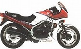 Thumbnail 1984-1986 Vf500CC V-Fours Service Repair Workshop Manual