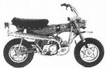 Thumbnail 1969-1982 Trail ST50-70 CT70-70H Service Repair Manual