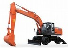 Thumbnail ZX210W-3 220W-3 Hydraulic Excavator service repair manual
